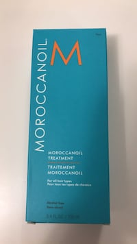Moroccan hair oil  Winnipeg, R2J 0Z1