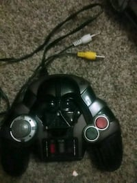 Star wars Darth Vader video game