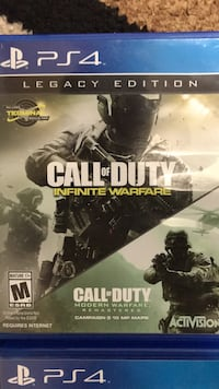 PS4 - COD INFINITE WARFARE + Modern Warfare Potomac, 20854