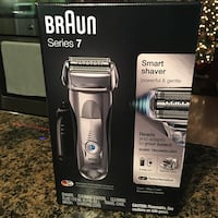 New in box ! Never opened ! Braun series-7 electric shaver model 790cc Callahan, 32011