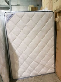 2 New double mattresses 200$/ Pillowtop 250$. Deli Edmonton, T5A 4H3