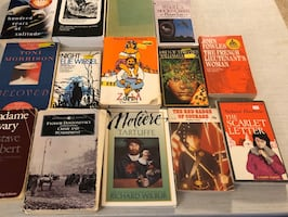 Classic and Best Seller Book Lot