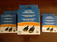 NIB assorted SVGA  extension cables Chevy Chase, 20815