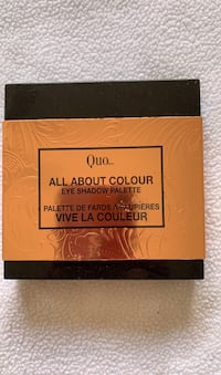 Quo all about color eye shadow palette Barrie, L4N 5A4