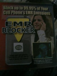 (Rare) Radiation Reppelant EMR Blocker Washington