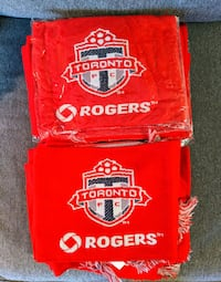 Toronto FC Scarves - 13 Available Toronto, M5G 2C8