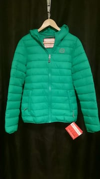 New Womans Outbound Jacket Regina, S4S