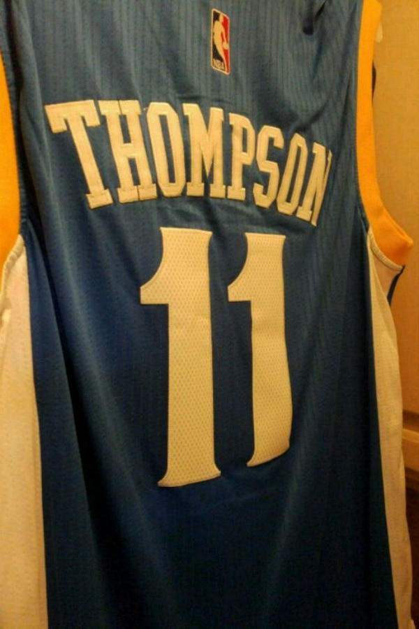 Used blue and white and yellow Lakers 24 jersey for sale in San Jose - letgo f6473b5ba