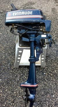Evinrude 1.2hp outboard motor New Durham, 03855
