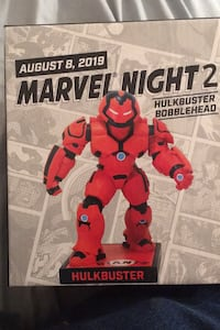 Hulkbuster bobblehead  Mountain View, 94043