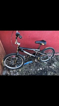 bmx mongoose.. used couple of time, pegs on rear, only break on rear wheels and need to fix. wheels slight bend but not noticeable. Sherwood Park, T8A 6J8