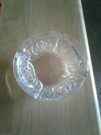 clear glass ash tray Colorado Springs, 80923