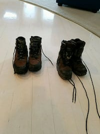 Youth Rocky boots 660 mi