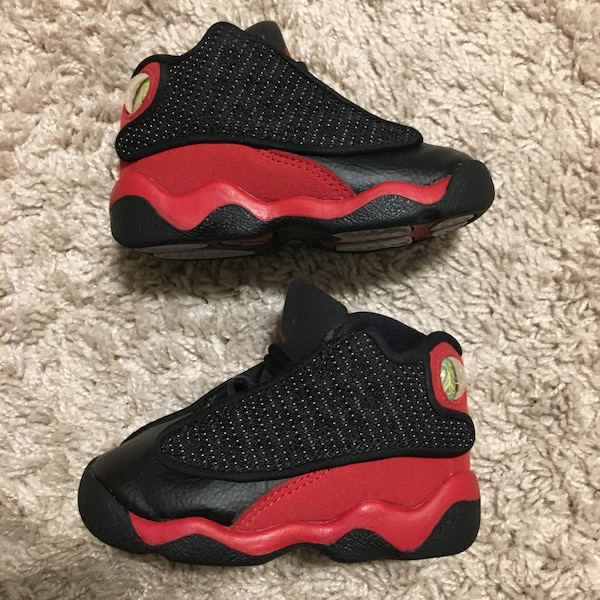 "cb6fd4b98b4470 Used Air Jordan 13 ""Bred"""