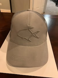 Gray Costa Del Mar Hat Fairfax, 22031