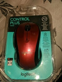 Wireless Mouse and Dell Keyboard