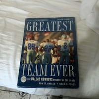 Dallas Cowboys Book Hyattsville, 20781