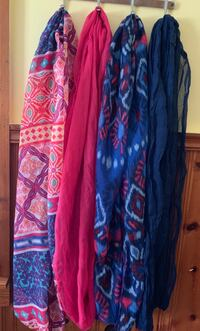 12 scarves fall/winter Taylor, 48180