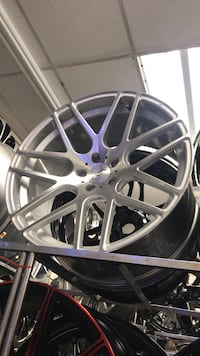 "New set of 20"" staggered wheels for any car. Financing available. No credit needed . New York, 10454"