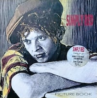 Simply Red – Picture Book (Plak)
