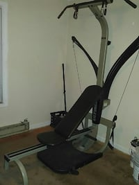 Bowflex Ultimate home gym Fayetteville, 28303