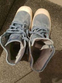 Paladium jeans trainers size6 Greater London, E6 1DT