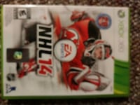 NHL 14 Xbox 360 game case Tillsonburg, N4G 3S1