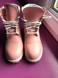 Bottines T37 Timberland roses Chambly, 60230