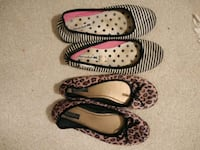 Ladies shoes 2 pairs (size 6) Silver Spring, 20906