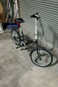 black and gray motorized bicycle Mississauga, L4Y 2B6