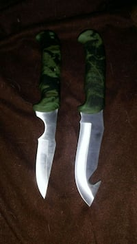 Camo knife set Oshawa, L1J 4E2