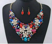 Really beautiful and great design necklace set  Everett, 98203