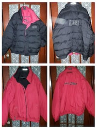 BE WARM FOR OUR WINTERS ~~HYDRO REVERSIBLE WINTER JACKET~~ Winnipeg