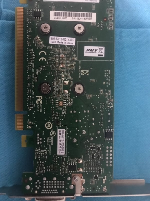 Quadro k600 1gb 128 bit çizim ve program kartı 12f21784-ec3a-40be-8a4c-348dc1a41169