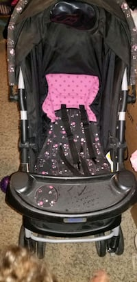 Stroller car seat combo with extra base The Village, 73120