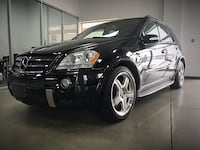 2007 Mercedes-Benz ML63 AMG - Navigation, Heated Steering, Heated Rear Seats, Built-In DVD System Edmonton