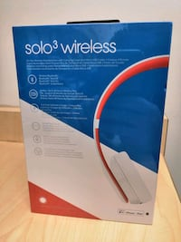 Beats Solo 3 Wireless Headphone Club Collection Burnaby, V5H 2R7