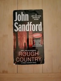Rough Country by John Sandford  Guelph