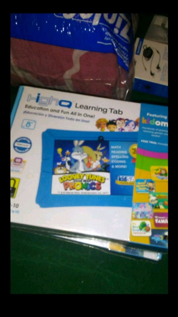 High Q Learning Tablet