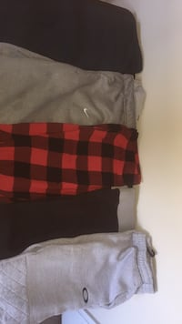 red, black, and gray plaid textile Columbus, 43235