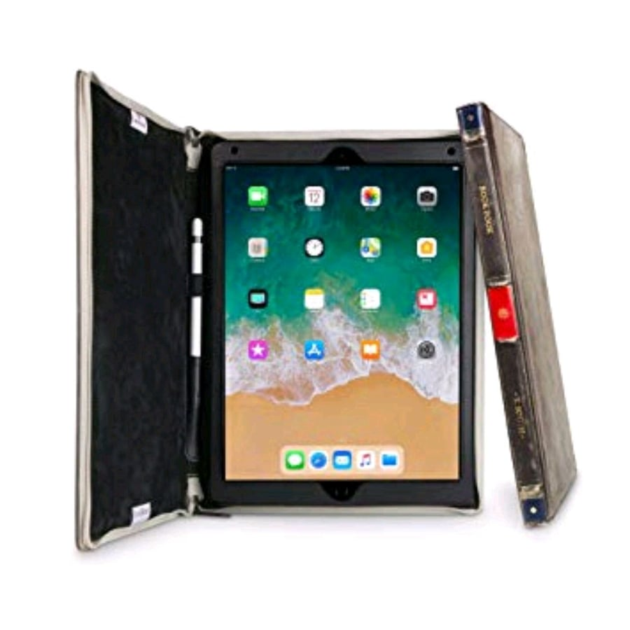 New BookBook Hard Leather Case for ipad Pro 12.9