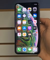 iPhone XS 64GB Factory Unlocked-Space Gray