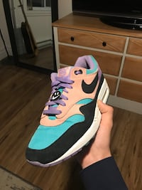 """Nike Airmax 1 """"Have a Nike Day"""" Laval, H7L"""