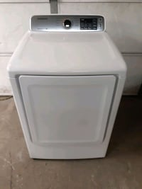 Samsung steam electric dryer, free delivery!