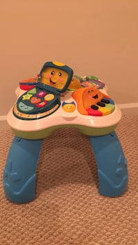 Fisher Price Activity Table Fairfax, 22033