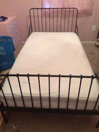Extendable IKEA Toddler to Twin Minnen Bed Gaithersburg, 20879