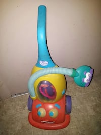yellow, blue, and red Playskool vacuum cleaner Belleville, K8P 4S8