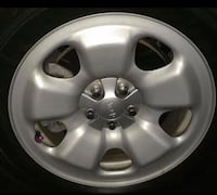 """17"""" Wheels For 2014 Jeep Cherokee Sport Coral Springs, 33065"""