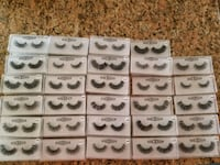 3D mink lashes  Moreno Valley, 92555