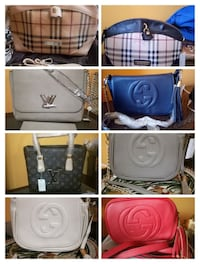 Christmas  sale, lot of high quality bags only in30$each Mississauga, L4Z 4K5